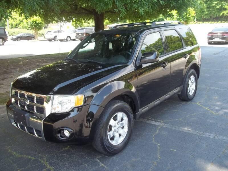 2010 Ford Escape for sale in Marietta, GA