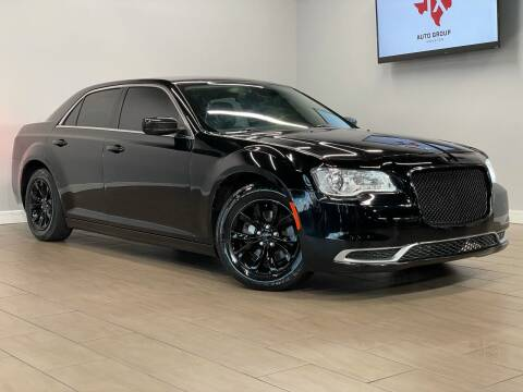 2016 Chrysler 300 for sale at TX Auto Group in Houston TX