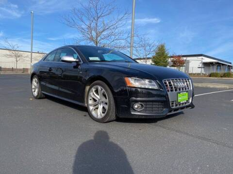 2011 Audi S5 for sale at Sunset Auto Wholesale in Tacoma WA