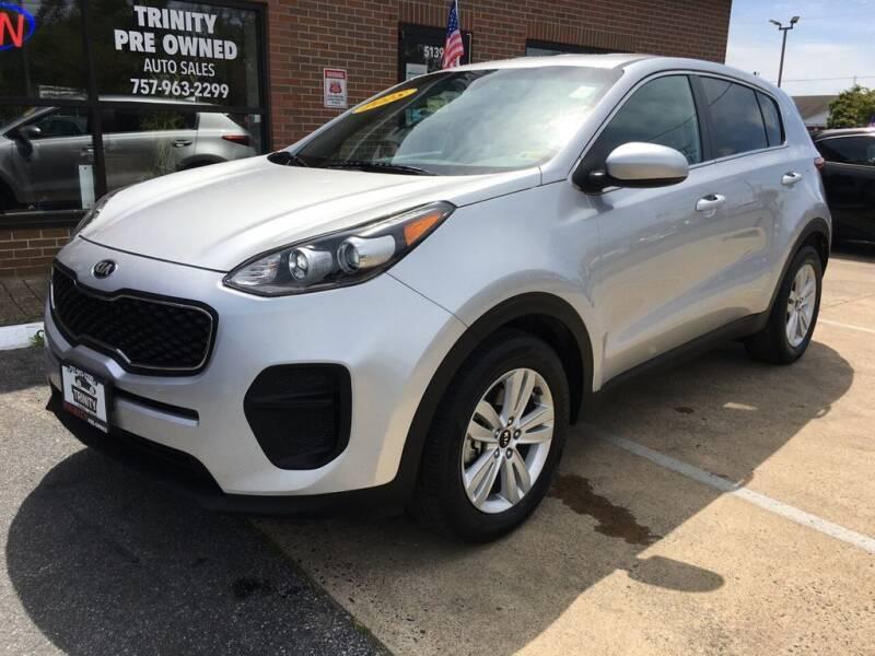 2018 Kia Sportage for sale at Bankruptcy Car Financing in Norfolk VA