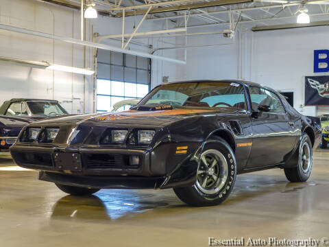 1979 Pontiac Firebird for sale at Bill Kay Corvette's and Classic's in Downers Grove IL