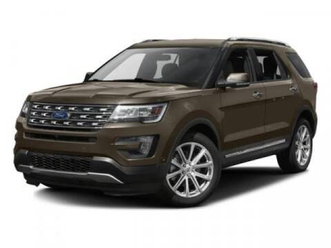 2016 Ford Explorer for sale at SPRINGFIELD ACURA in Springfield NJ