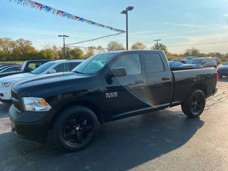 2013 RAM Ram Pickup 1500 for sale at EAGLE ONE AUTO SALES in Leesburg OH