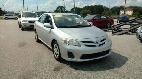 2011 Toyota Corolla for sale at Kelly & Kelly Supermarket of Cars in Fayetteville NC