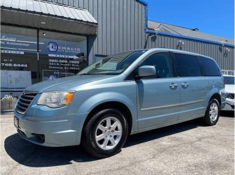 2010 Chrysler Town and Country for sale at Chehalis Auto Center in Chehalis WA