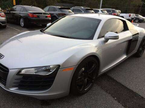 2008 Audi R8 for sale at Highlands Luxury Cars, Inc. in Marietta GA
