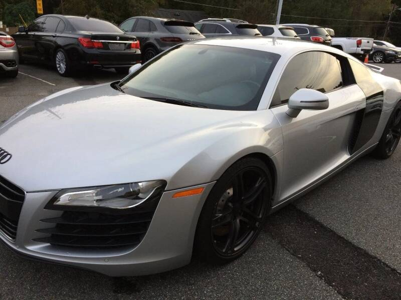 2008 Audi R8 for sale at Highlands Luxury Cars, Inc. in Marietta GA