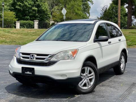 2010 Honda CR-V for sale at Sebar Inc. in Greensboro NC