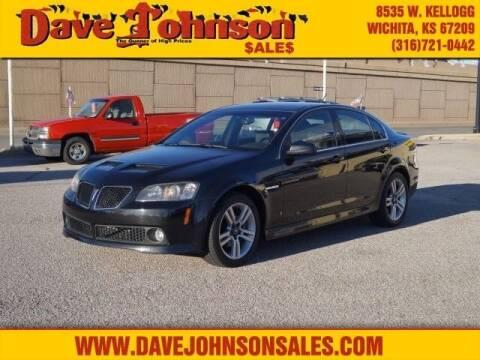 2009 Pontiac G8 for sale at Dave Johnson Sales in Wichita KS