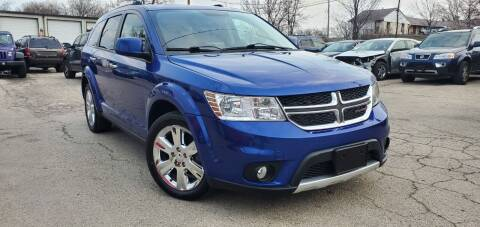 2012 Dodge Journey for sale at Wyss Auto in Oak Creek WI