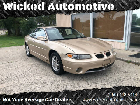 used 2001 pontiac grand prix for sale in raleigh nc carsforsale com carsforsale com