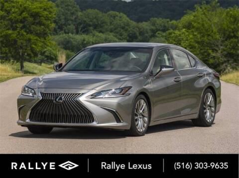 2021 Lexus ES 300h for sale at RALLYE LEXUS in Glen Cove NY
