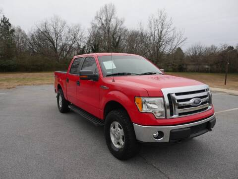 2011 Ford F-150 for sale at York Motor Company in York SC