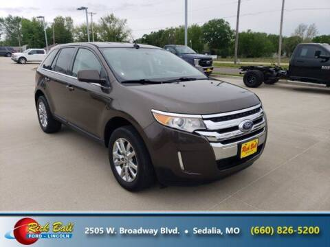 2011 Ford Edge for sale at RICK BALL FORD in Sedalia MO