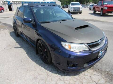 2013 Subaru Impreza for sale at TWIN RIVERS CHRYSLER JEEP DODGE RAM in Beatrice NE