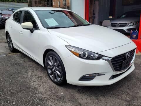 2018 Mazda MAZDA3 for sale at LIBERTY AUTOLAND INC - LIBERTY AUTOLAND II INC in Queens Villiage NY