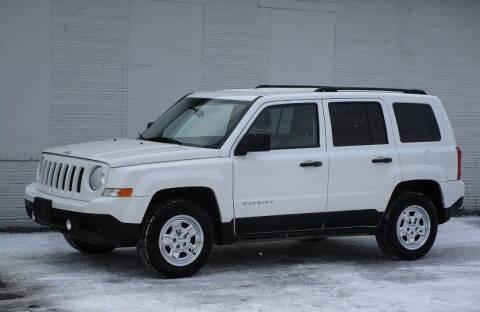 2011 Jeep Patriot for sale at Kohmann Motors & Mowers in Minerva OH