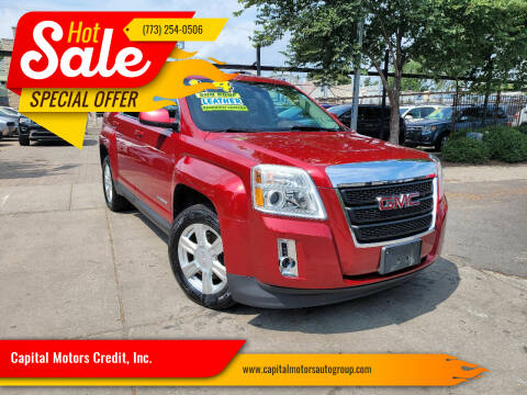2014 GMC Terrain for sale at Capital Motors Credit, Inc. in Chicago IL