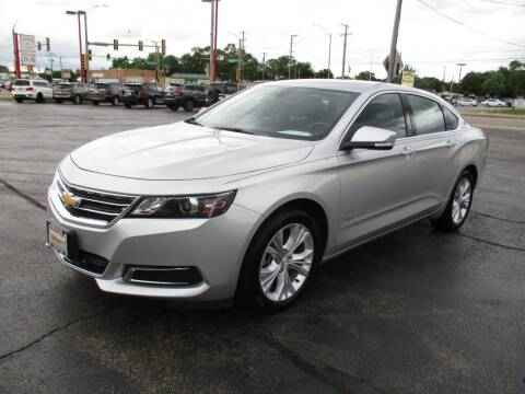 2015 Chevrolet Impala for sale at Windsor Auto Sales in Loves Park IL