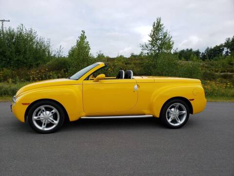 2004 Chevrolet SSR for sale at GRS Auto Sales and GRS Recovery in Hampstead NH