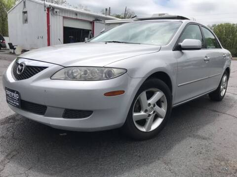 2003 Mazda MAZDA6 for sale at Certified Auto Exchange in Keyport NJ