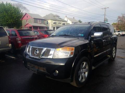 2010 Nissan Armada for sale at Roy's Auto Sales in Harrisburg PA