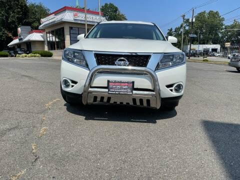 2015 Nissan Pathfinder for sale at Nasa Auto Group LLC in Passaic NJ