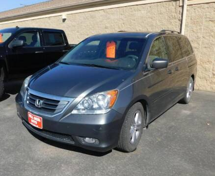 2010 Honda Odyssey for sale at Will Deal Auto & Rv Sales in Great Falls MT