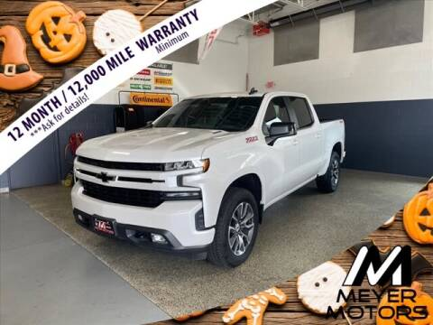 2020 Chevrolet Silverado 1500 for sale at Meyer Motors in Plymouth WI