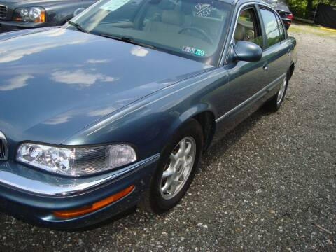 2001 Buick Park Avenue for sale at Branch Avenue Auto Auction in Clinton MD