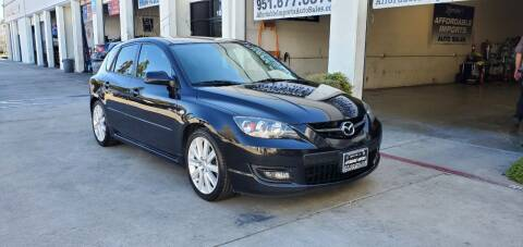 2008 Mazda MAZDASPEED3 for sale at Affordable Imports Auto Sales in Murrieta CA