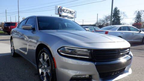 2016 Dodge Charger for sale at Quattro Motors 2 - 1 in Redford MI
