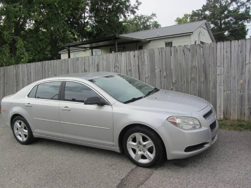 2011 Chevrolet Malibu for sale at Colvin Auto Sales in Tuscaloosa AL