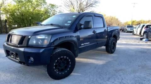 2010 Nissan Titan for sale at Trade In Auto Sales in Van Nuys CA