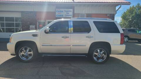 2007 Cadillac Escalade for sale at Twin City Motors in Grand Forks ND