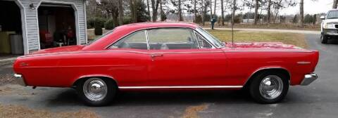 1966 Mercury Comet for sale at Haggle Me Classics in Hobart IN