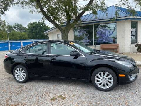 2012 Mazda MAZDA6 for sale at Wallers Auto Sales LLC in Dover OH