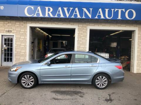 2011 Honda Accord for sale at Caravan Auto in Cranston RI