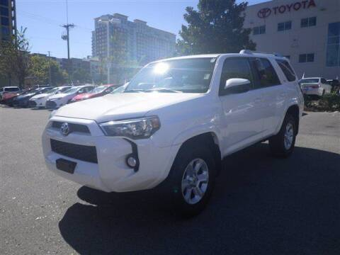 2018 Toyota 4Runner for sale at BEAMAN TOYOTA GMC BUICK in Nashville TN