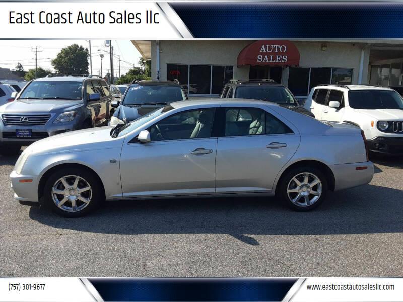 2006 Cadillac STS for sale at East Coast Auto Sales llc in Virginia Beach VA
