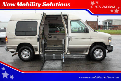 2008 Ford E-Series Chassis for sale at New Mobility Solutions in Jackson MI