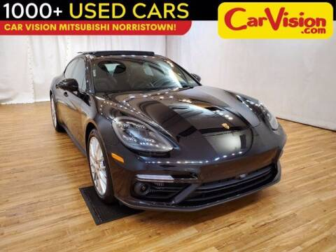 2017 Porsche Panamera for sale at Car Vision Buying Center in Norristown PA