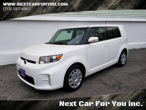 2015 Scion xB for sale at Next Car For You inc. in Brooklyn NY