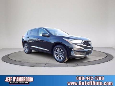 2019 Acura RDX for sale at Jeff D'Ambrosio Auto Group in Downingtown PA