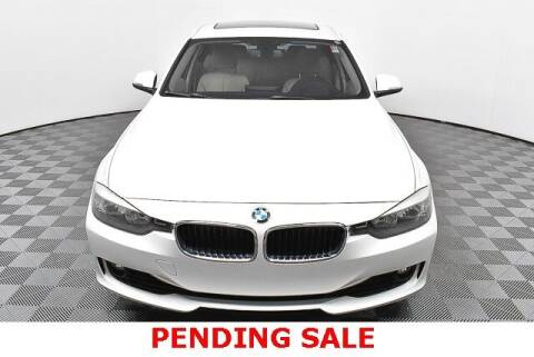 2012 BMW 3 Series for sale at Southern Auto Solutions-Jim Ellis Volkswagen Atlan in Marietta GA