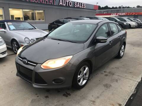 2013 Ford Focus for sale at DriveSmart Auto Sales in West Chester OH