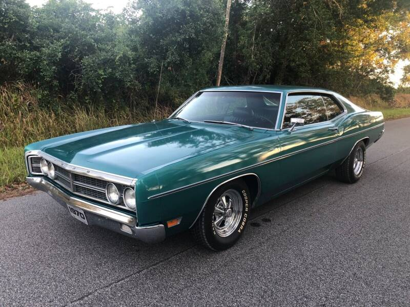 1970 Ford Galaxie 500 for sale in Lake Placid, FL
