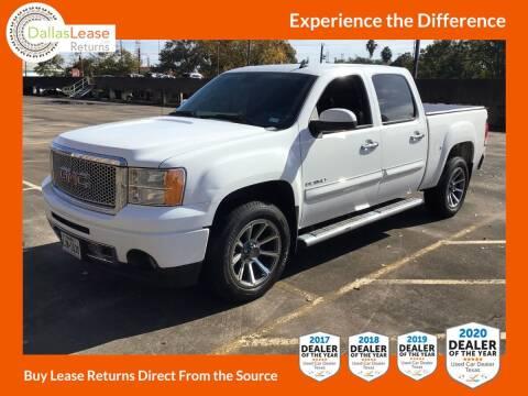 2010 GMC Sierra 1500 for sale at Dallas Auto Finance in Dallas TX