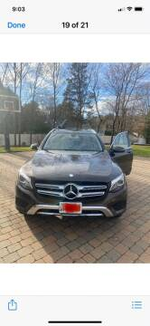 2017 Mercedes-Benz GLC for sale at Cars R Us Of Kingston in Kingston NH