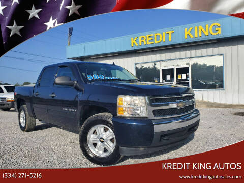 2008 Chevrolet Silverado 1500 for sale at Kredit King Autos in Montgomery AL